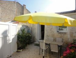 Holiday rental in Lucon, Vendee, Pays de la Loire.