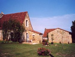 Charming holiday home near Sarlat in Dordogne, France.