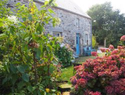 Holiday cottage near Cherbourg in the Cotentin, Normandy.