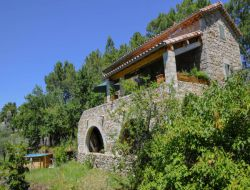 Holiday rental in Largentiere, in Ardeche.