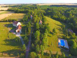 Village de vacances dans la  Vienne