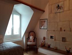 Family B&B near Saumur in France