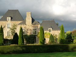 Holiday rental in near Dinan and St Malo in France.