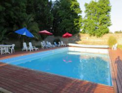 Holiday home near Oleron and La Rochelle in France.
