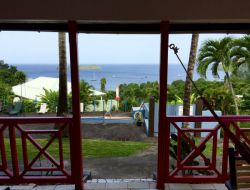 Air-conditioned holiday rental in Guadeloupe