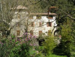 Holiday rentals in the Cevennes, Languedoc Roussillon.
