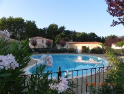 Holiday home in the Vaucluse, South of France.