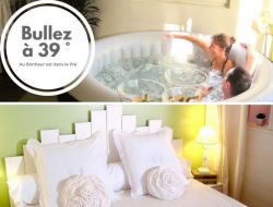 Holiday rental with wellness area in Saumur, France.