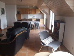 Big capacity holiday homerental near Vannes in Bretagne, France. near Saint Lyphard