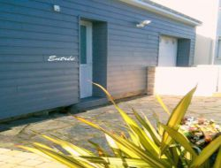 Seaside holiday rental near La Baule, in France.