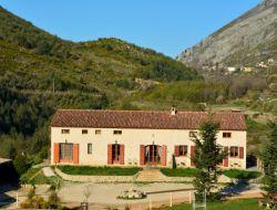 Gite a louer dans les Préalpes, Alpes Maritimes.