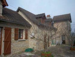 Gite de caractère à louer en Aveyron.