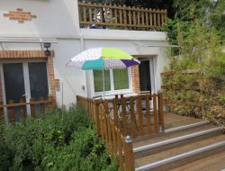 Holiday accommodation in Tours, Loire Valley. near Parçay Meslay