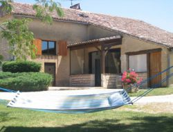 Holiday home near Bergerac in Dordogne, France.