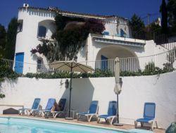 Location vacances avec piscine près de St tropez