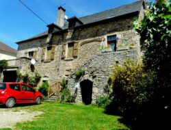 Large capacity holiday home in the Aveyron, France. near Morlhon le Haut