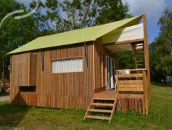 Location en camping dans l'Yonne, Bourgogne.