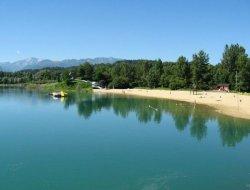Location en camping dans les Pyrénées Atlantiques.