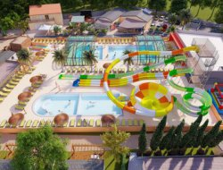 camping Languedoc Roussillon n°17679