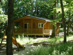 Camping et mobil homes près de Sarlat en Dordogne.