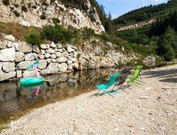 camping mobilhome a louer en Ardèche (07)