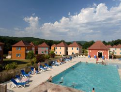 Holiday residence near Cahors in the Lot, France.