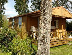 Camping avec location de mobil-homes en Vendée.