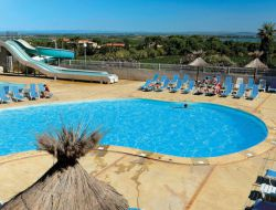 Holiday accommodation in camping inAgde, south of France.