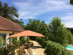 Holiday cottage in Calviac in Dordogne near Gourdon
