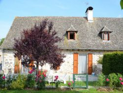 Characterful holiday home in the Cantal, Auvergne