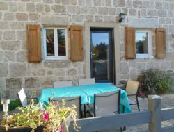 Holiday home near Le Puy en Velay in Auvergne, France.