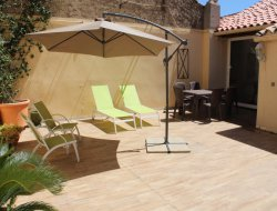 Holiday accommodation in Narbonne, Languedoc Roussillon. near Port la Nouvelle