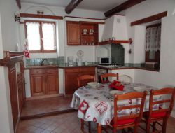 Holiday accommodation near the Mercantour National Park near Breil sur Roya