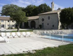 Holiday homes with pool in the Drome, France.