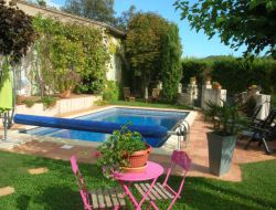 Holiday rental with pool in Haute Provence.