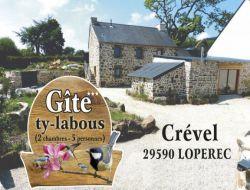 Gite 3 étoiles a louer dans le Finistère.