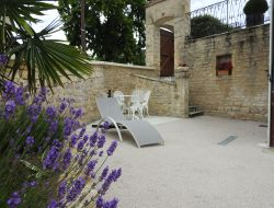 Holiday accommodation near Lascaux in Dordogne, France.