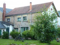 Holiday cottages in the Nievre, in Bourgogne.