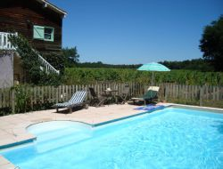 B&B near Bordeaux in Aquitaine, France. near Saint Pey de Castets