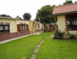 Holiday home near the Somme's Bay in Picardy, France. near Incheville