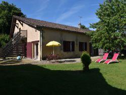 Gite a louer près de Bergerac en Dordogne.
