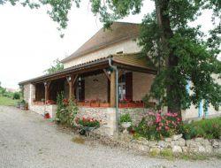 Gite rural à louer près de Bergerac en Dordogne.