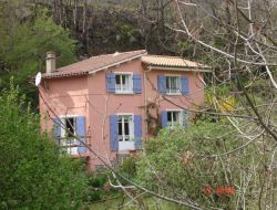 Holiday home in ardeche, France.