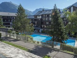 Holiday rental in Bourg St Maurice, les Arcs ski resort.