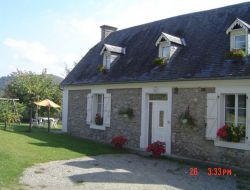 Holiday rental close to Lourdes in France.