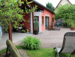 Holiday rental close to Selestat in Alsace, France