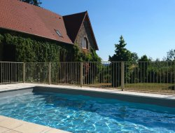 Holiday rental close to Bourganeuf in Limousin.