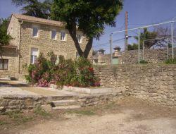 Gite en pierre a louer a Uzès dans le Gard