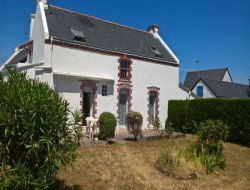 Seaside holiday accommodation, golfe du Morbihan, France. near Sarzeau