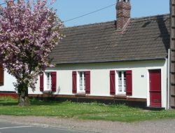 Holiday rental close to the Baie de Somme in Picardy near Noyelles sur Mer